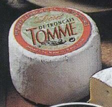 Tomme de Tronçais (vache)