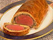 Filet de bœuf  Charolais en brioche