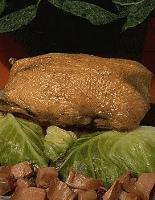 Canard aux choux