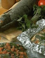 Filets de sandre à l'oseille
