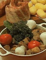 Ragoût de porc Bourbonnais